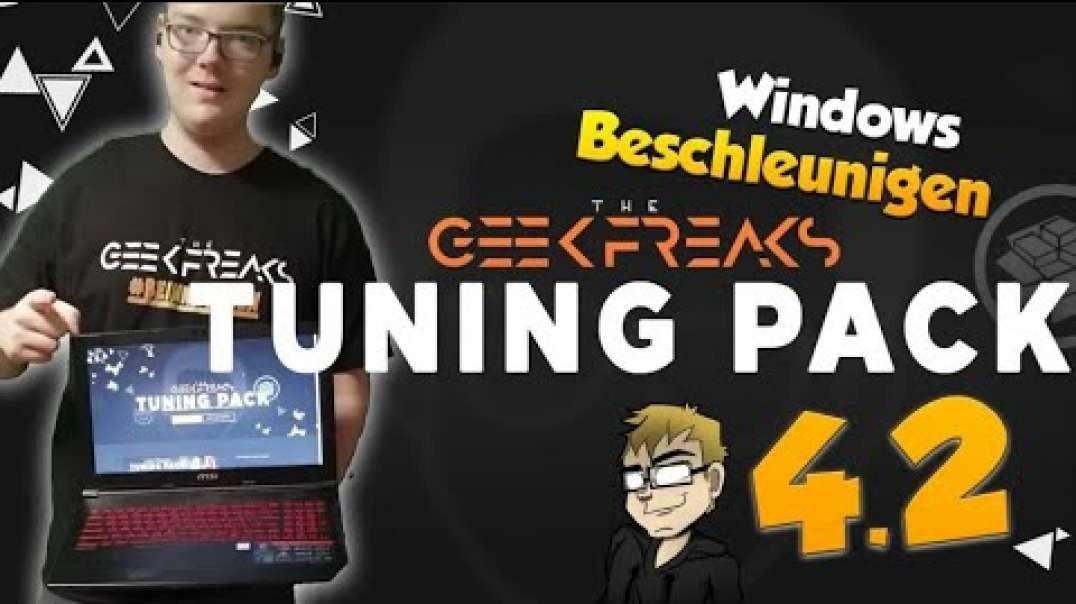 Windows 10 schneller machen in 5 Minuten!   Mehr FPS in allen Spielen   TGF Tuning Pack 4.3