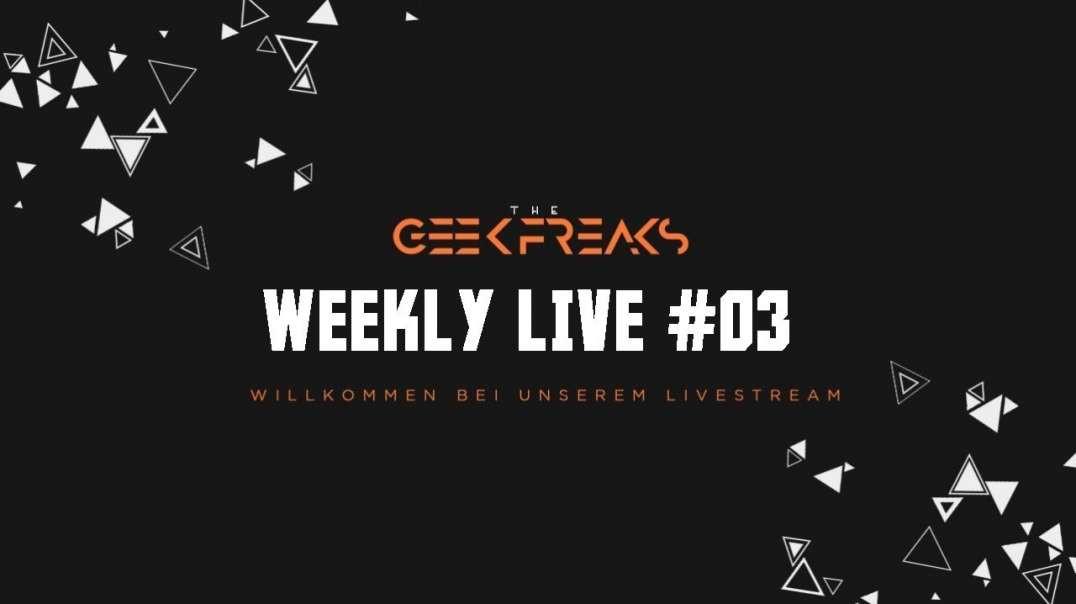 OBS Setup & Tricks   Laptop tweaken   Windows 10 X   8K WDR, VR   TheGeekFreaks Live!