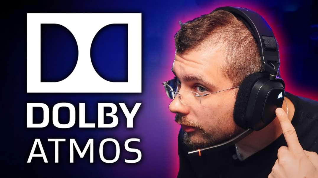Gaming Headset mit DOLBY ATMOS! Corsair HS80  #EhrlichesReview