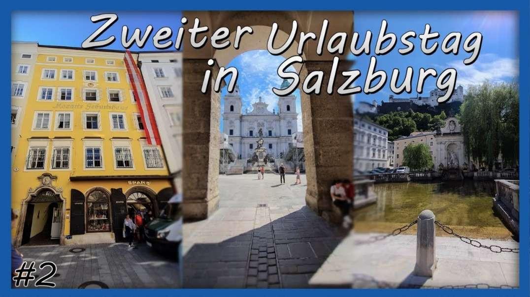 Phantom´s Zweiter URLAUBSTAG in Salzburg I Unterwegs auf der Festung Hohensalzburg I Innenstadt